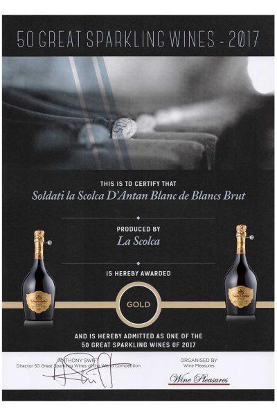 50-Great-Sparkling-Wines-2017-Brut-Millesimato-D'Antan-lascolca