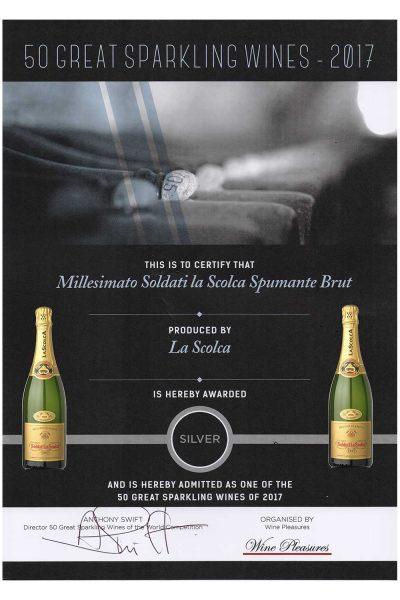 50-Great-Sparkling-Wines-2017-Spumante-Brut-millesimato-lascolca