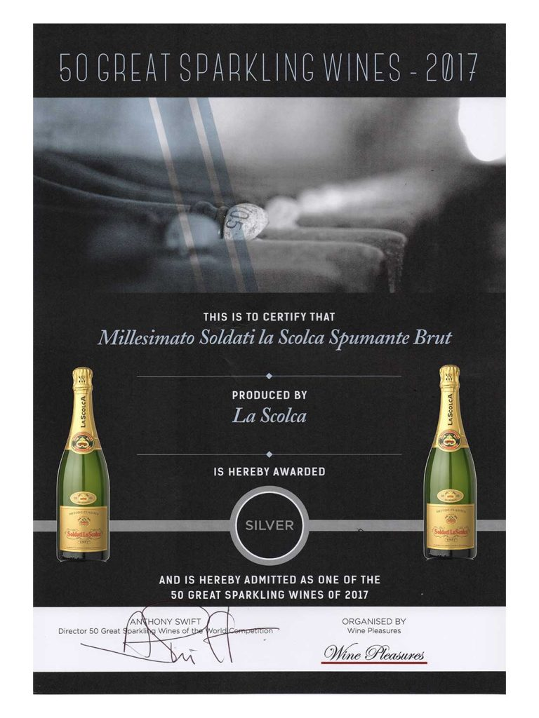 50-Great-Sparkling-Wines-2017-Spumante-Brut-millesimato-lascolca