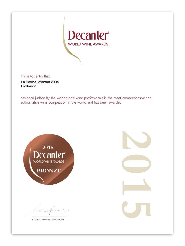 decanter-world-wine-awards-2015-gavi-dei-gavi-d'antan-lascolca