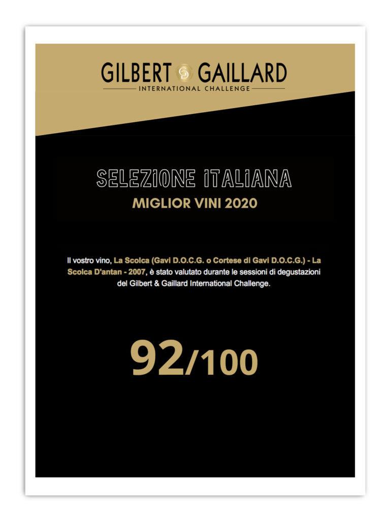 gilbert-gaillard-awards-lascolca