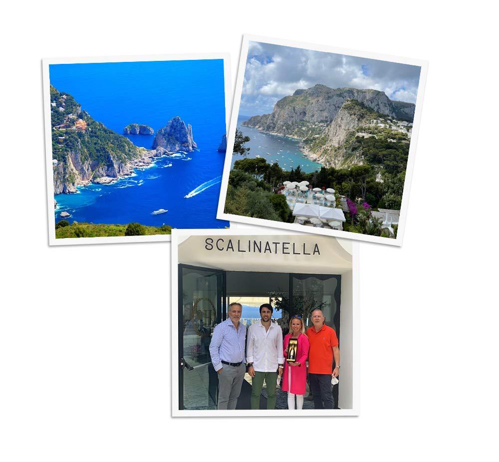 Luglio-Capri